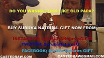 14007 Old papa turned pornstar after taking SPB by SURUKA given to him by sexy young NAIJA girl preview