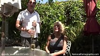 TJ Powers fucks waiter in her bungalow in summer holidays thumbnail