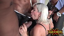 Black man broke down in the suruba and did not get hard with Mirella - Mirella Mansur - Nego Catra - Capoeira - Complete scene at Red