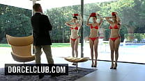 DORCEL TRAILER - Dorcel Airlines - indecent flight attendants