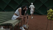 Anissa Kate tennis court anal fuck Preview
