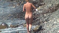 Naked girls at the real nude beaches Thumbnail
