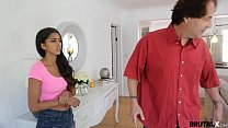 Brutalx - Rough-Fucking Stepdad Sophia Leone