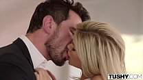 TUSHY Jessa Rhodes Intense and Hot Anal With Driver thumbnail
