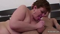 Mother Want Fuck and Seduce Friend of her Daughter to Fuck Vorschaubild