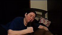9762 Thick amazon gives wild blowjob to bbc boyfriend on nieces bed preview