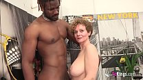 Busty Mercé starts new year by GETTING DRILLED ...