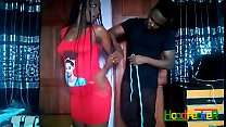 Download video bokep Ebony model got pussy creamed by fashion design... 3gp terbaru