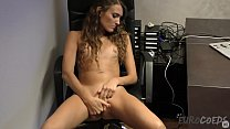 melisa first time porn interview in my office preview image