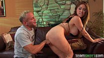 Screenshot Busty chick  Kianna Dior is so good in blowing a...