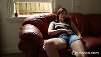 Horny Yanks Babe Pandora Blake Plays With Her S... Thumbnail