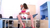 Sexy Nurse Sensual Jane gets pounded in the Clinic pornhub video