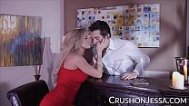 Jessa Rhodes finds herself a rebound fuck