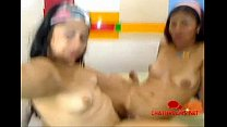 Double Latina MILF Share Double Edged Dildo - Chattercams.net
