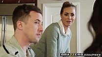 Real Wife Stories - Fucking Neighbors scene starring August Ames Nicole Aniston  Jessy Jones thumbnail