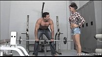 Cumblast In The Gym thumbnail