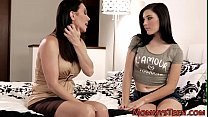 Teen stepdaughter tribs