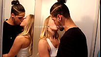 Raphael and Diana Kissing Video4 Preview [키스 kissing]