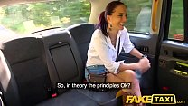 Fake Taxi Sexy horny tattooed passenger fucks f...