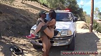 Police Brutal Bang Latina Babe Fucked By The Law