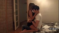 Amateur Teen Couple Great Sex