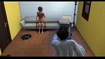 Casting Couch: Man Joins Teen's Masturbation video