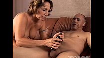 Hot and horny old spunker loves to suck, fuck and eat cum