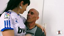 Amanda X - Real Madrid girl fanatic having sex ...