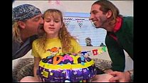 Molly rome in her degraded teenies birthday - xHamstercom