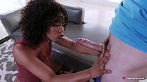 12624 Kiss Mommy's feet you bad motherfucker! - Misty Stone preview