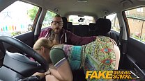 Fake Driving School Learners post lesson horny ...