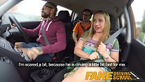 Fake Driving School Learners post lesson horny orgasm fuck session - 9Club.Top