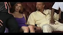 Redhead Adriana And Coco 4some Riding