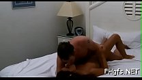 Hot babe can fuck any boy she wants, at any time of the day Thumbnail