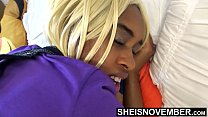 Big Ass Black Step Sister Msnovember Fucked Doggystyle By BBC Step Brother Pounding Pussy Hd Sheisnovember صورة