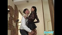 Brother fuck his sister in hallway - WWW.FAPLIX... thumb