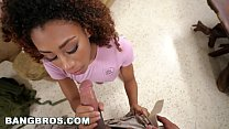 BANGBROS - Black Pornstar Kendall Woods Fucks For Our Troops (bkb15504) - 9Club.Top