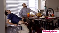 Cousin Blowing Me Under Thanksgiving Table - My Family Pies S5:E3 - 9Club.Top