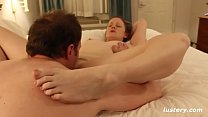 Pleasing his GF in Hotel Room Homemade Amateurs