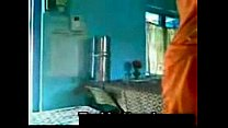 Orange Saree Aunty with Uncle ... - XVIDEOS.COM
