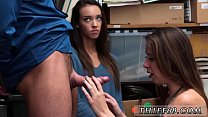 Girl cop fuc ks prisoner and huge police Suspects were eyed and