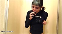 Amazing Sloppy Deepthroat Young Lady Pushes Her Throat To the Limit