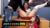 Tiny (Emily Willis) Is Been Ass Fucked By (Markus Dupree) Hard Cock - Brazzers