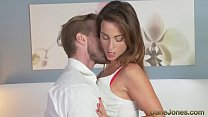 Dane Jones Perfect pussy stunner takes big cock until intense orgasm