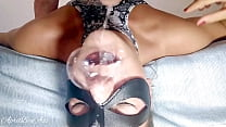 Deep Throat Extreme Destroy Throat And Creampie