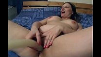 Chubby Horny Plumper friends playing with a dildo-1-Get CAMS of girls like this on LESBIAN-SEX.ML Image