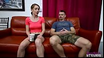 Raylin in Daughter learns the hard way Preview