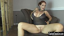 Home Renovation Fingering with Big Tit Charlee ...