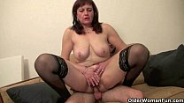 Mom craves getting fucked