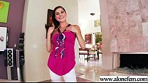 Gorgeous Alone Girl (aubrielle summer) Put In Her All Kind Of Sex Stuffs video-06's Thumb